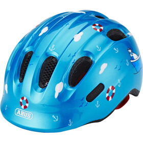ABUS Smiley 2.0 Casco Bambino, turquoise sailor